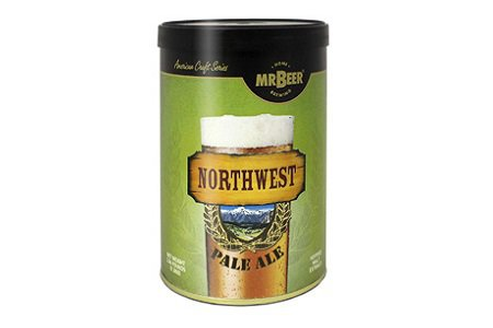 Купить Mr.BEER Northwest Pale Ale 1,3 кг в Воронеже