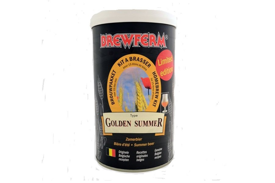 Купить Brewferm Golden Summer 1.5 кг в Воронеже