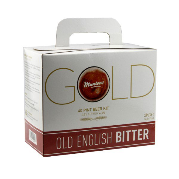 Купить Muntons Old English Bitter 3 кг в Воронеже