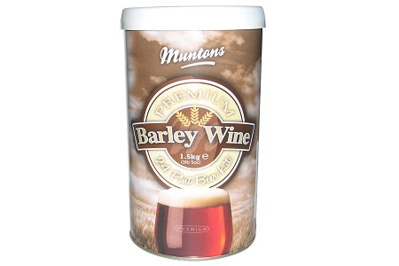 Купить Muntons Barley Wine Kit 1,5 кг в Воронеже