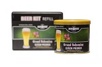 Купить Mr.Beer Grand Bohemian Czech Pilsner 850 г в Воронеже
