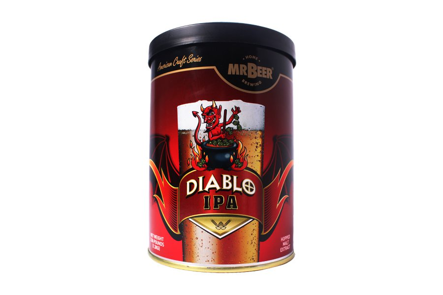 Купить Mr.BEER Diablo IPA 1,3 кг в Воронеже