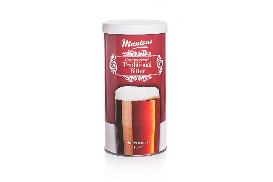 Купить Muntons Traditional Bitter 1,8 кг в Воронеже